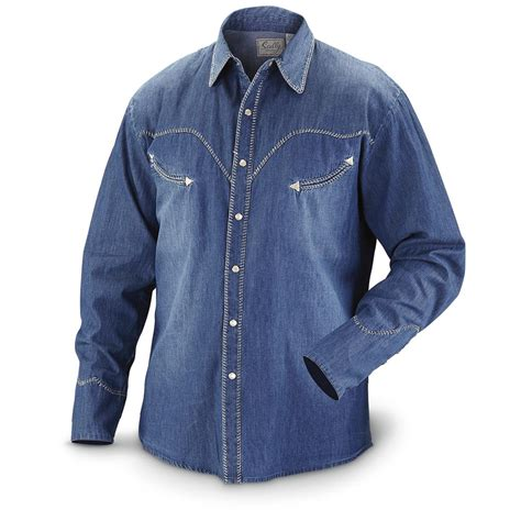 scully s 823 sleeve western shirt 643191