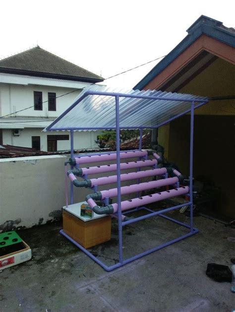 Jual Kit Hidroponik Surabaya jual kit hidroponik dft system outdoor di lapak kebonsari