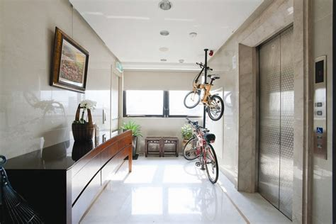 Open Plan Kitchen Hallway by Fashion Forward Open Plan House