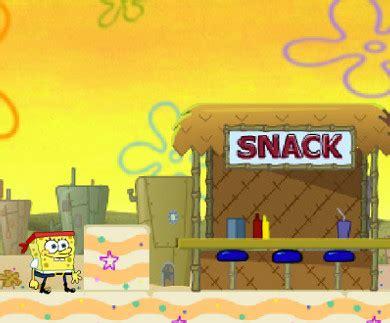 giochi di spongebob di cucina spongebob e giochi giochi gratis