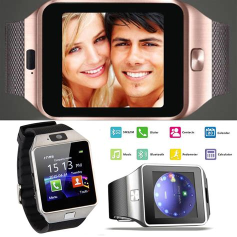 Smart U9 Dz09 Black List Black 2 2016 smart bluetooth dz09 for android samsung phone