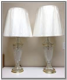 Kitchen Counter Lighting Ideas by Antique Waterford Crystal Table Lamps Home Design Ideas