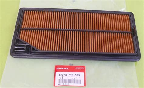 honda beat pp1 air filter element 17220 p36 505 air