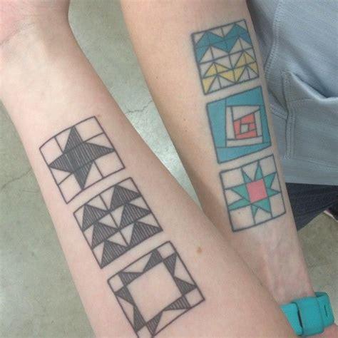 quilt pattern tattoo 32 best i want a tattoo too images on pinterest tattoo