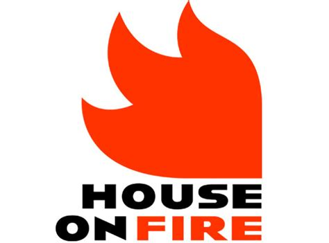 Home House house on fire prnordic