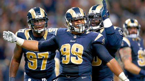 st louis rams standing ranking the nfl s top 10 defensive lines for 2016 fox sports