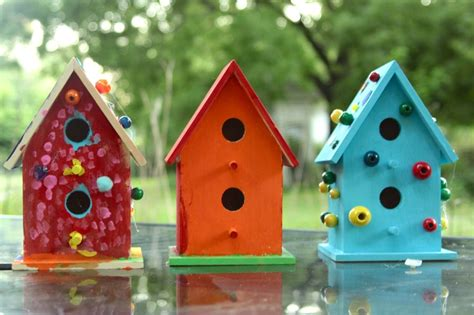 birdhouses crafts easy diy birdhouses crafts