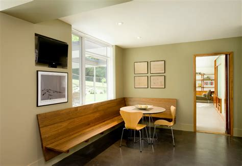 modern kitchen banquette modern kitchen modern kitchen boston by diane