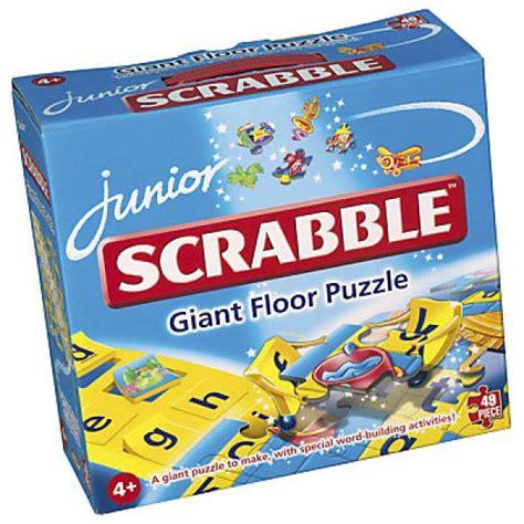 scrabble puzzle junior scrabble floor puzzle iwoot
