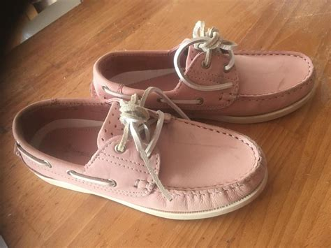pink deck shoes size 13 cowes expired wightbay
