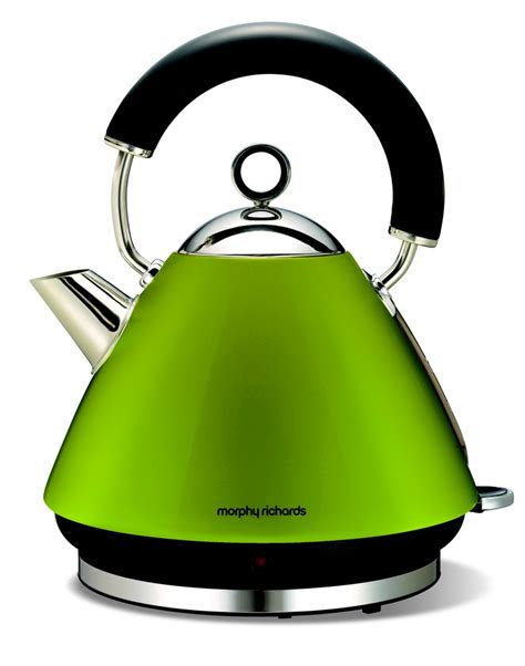 Kitchen Toasters Morphy Richards Oasis Green Kettle Green Products