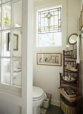 43 ideas how to organize your bathroom style motivation quot country quot bathroom love the window wall and stained glass