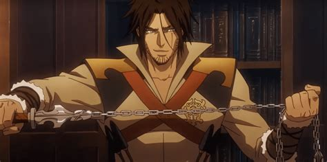 K Anime Season 2 by Netflix S Castlevania Anime Series Gets A Season 2 Trailer