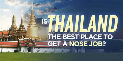 where is the best place to get a tattoo is thailand the best place to get a nose dr drew
