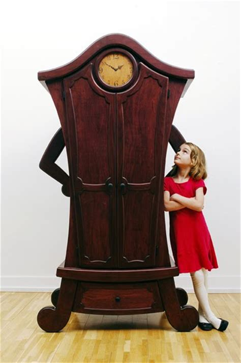And The Beast Armoire by Judson Beaumont S Whimsical Furniture