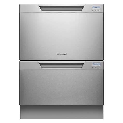 2 Drawer Dishwashers Reviews by Fisher Paykel Dd60dchx7 Review Housekeeping Institute