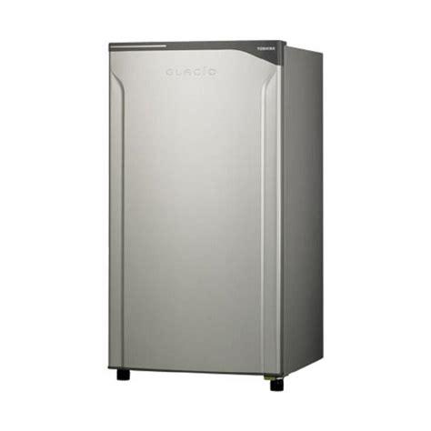 Kulkas 1 Pintu Toshiba jual kulkas toshiba glacio satu pintu grn175bc harga murah jakarta oleh mega elektronik