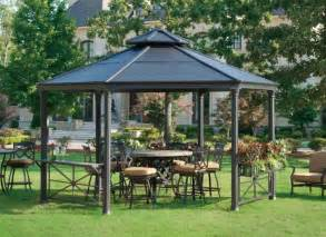 Backyard Metal Gazebos by 34 Metal Gazebo Ideas To Enhance Your Yard And Garden With