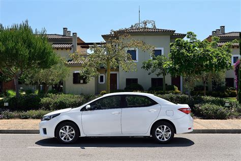 Ground Clearance Toyota 2014 Toyota Corolla Ground Clearance Autos Post