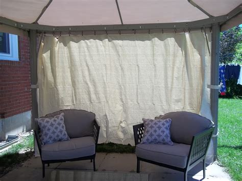 gazebo privacy curtains 301 moved permanently