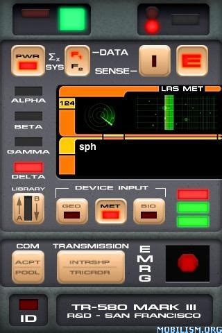 tricorder tr 580 v1 7 apk app unlocked fun4all