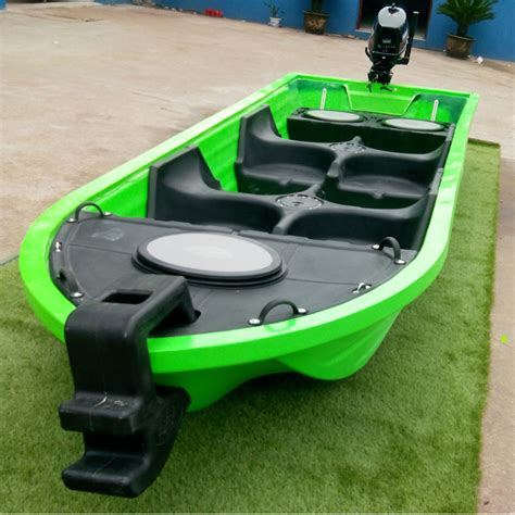 plastic bootje plastic boat for fishing and recreation rescue boat never
