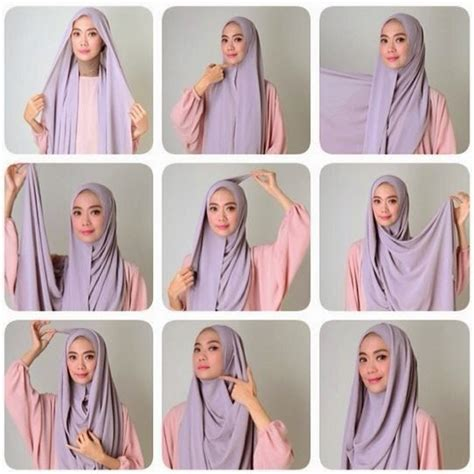 tutorial hijab new 30 hijab styles step by step style arena
