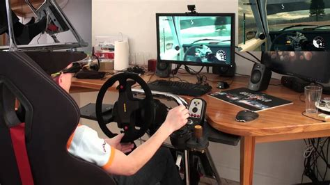 Racing Simulator Chair Hydraulic Diy Simulator Seat