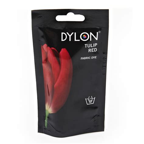 Dye Upholstery by Dylon Fabric Dye Tulip 50g At Wilko
