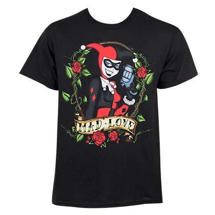 T Shirt Brookyln Bank Rubber Merch harley quinn clothing superheroden