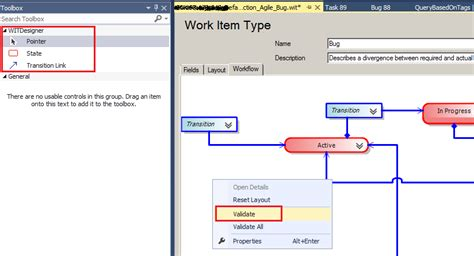 tfs workflow tfs workitem adding a state to a work item workflow in