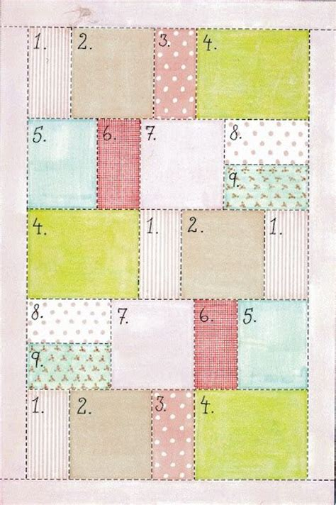 simple pattern pinterest easy quilt pattern baby that s clever pinterest