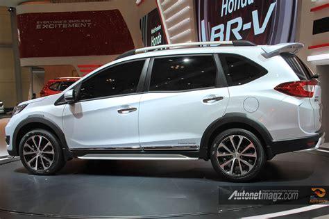 mobil honda brv honda brv putih autonetmagz review mobil dan motor