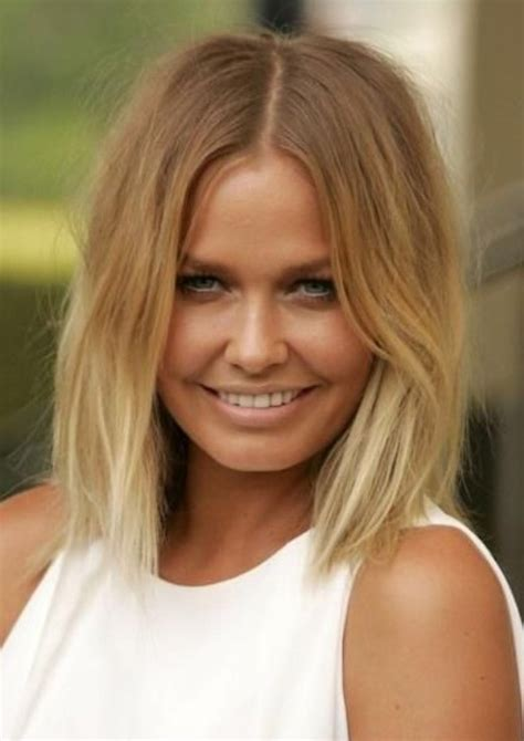 mid length blonde hairstyles blonde medium length ombre hair hairstyles weekly