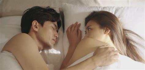 kissing scenes in bedroom korean drama which korean actors feel awkward filming sexy bed scenes