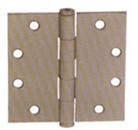 Heavy Duty Door Knobs by Em92014 Emtek 4 Quot Heavy Duty Door Hinges With Square Corners