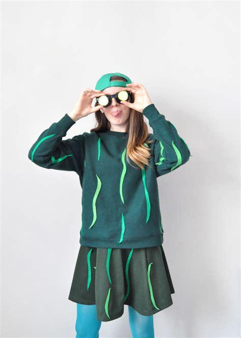 diy cool cucumber halloween costume handmade charlotte