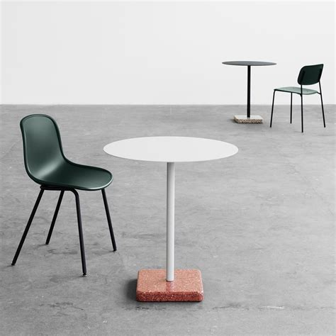 stuhl rund terrazzo table by hay in the shop