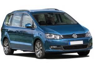Vauxhall Sharan Volkswagen Sharan Mpv Carbuyer