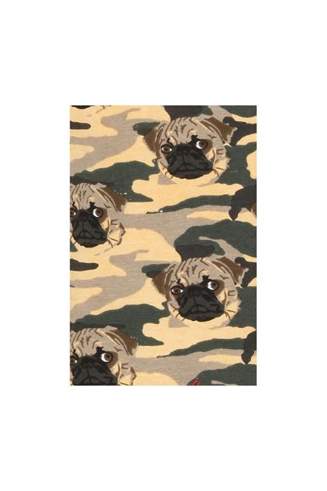camo pug lyst outfitters camo pug boxer brief in green for