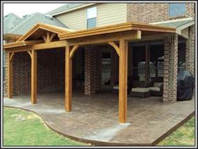 attached covered patio to house patios home decorating