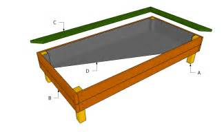 raised garden bed plans on legs wood plans
