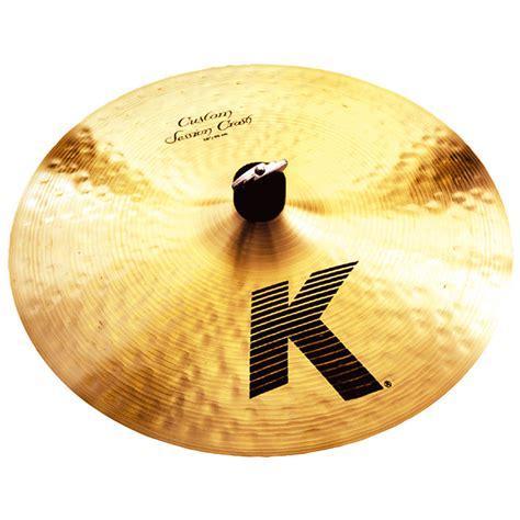 Handmade Cymbals - zildjian k custom 16 quot session crash 171 crash cymbal