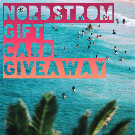 Sell Nordstrom Gift Card - 150 nordstrom gift card giveaway ends 8 18 mommies with cents