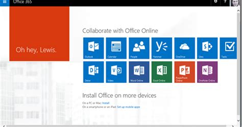 Office 365 Portal Embed Ciaops Office 365 Embedding