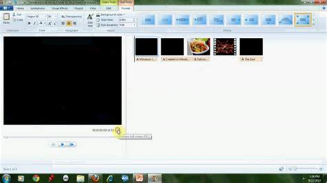 windows movie maker beginner tutorial windows live movie maker for beginners youtube