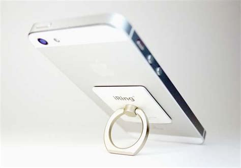 Iring Phone Grip iring phone stand and grip gadgetsin