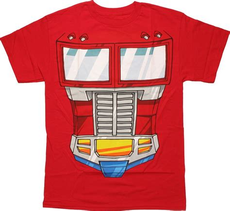 Tshirtt Shirt Transformers transformers optimus prime t shirt