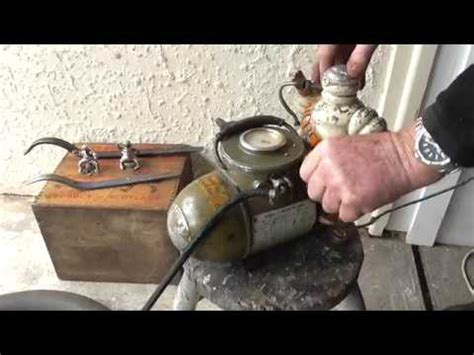 michelin man tyre compressor  youtube