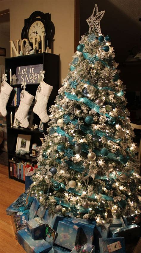 turquoise and silver tree turquoise blue white silver tree 2013
